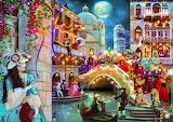 Carnival-moon