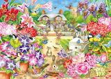 Summer-Garden - Claire Comerford