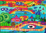 child's art