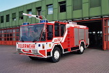 Feuerwehr Düren Germany