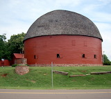 Route 66 Attraction, The Arcadia Round Barn