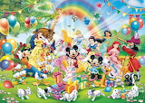 Disney Birthday Party