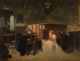 Chetham's Hospital, Manchester George Henry Wimpenny (1857–1939)