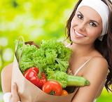 Comprando vegetales