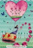 Marquis, Mila Woman-in-heartshaped-hot-air-balloon