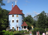Tampere Moominvalley Art Museum, Finland