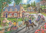 Rose Cottage - Ray Cresswell