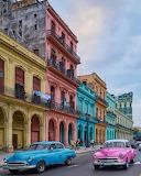 Havana Cuba brimming with colours