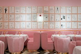 Sketch London pink restaurant