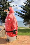 Christmas Penguin at Penguin