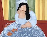 Geri Bringman - Social Isolation - 16 x 20