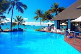 Paradise to go on holidays