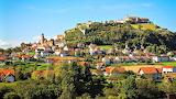 View of Riegersburg, Austria