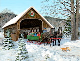 Sleigh Ride Together~ PersisClaytonWeirs
