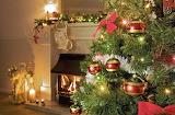 christmas garland comfort