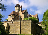 Altenburg Castle Bamberg Germany
