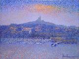 Marseille et Notre Dame de la Garde - Jean Vollet