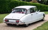 Citroën DS Car Auto Vehicle