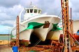 Catamaran, Cadiz