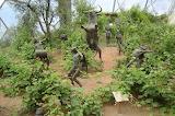 Grapes of Wrath, Eden Project sculptures