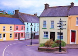 West Cork village, Ireland