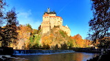 Castle Kriebstein Germany