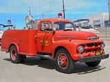 Ford F5 firetruck 1951