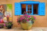 art shop window