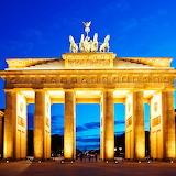 Brandenburg Gate, Berlin...