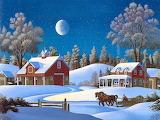 Winter Art by Fred Swan...