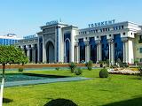 Railway Station Tashkent, Uzbekistan