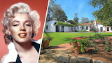Marilyn's Home in Brentwood
