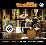 Traffic-feelin' Alright Album Cover
