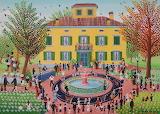 The dog show - Luciano Prandini
