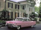 Graceland Memphis TN Pink Cadillac