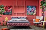 Futuristic unbeatable bedroom