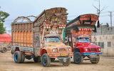 Jingle truck art-Pakistan