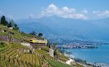 Train des Vignes Switzerland