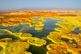 visit Dallol the hottest place on earth