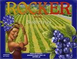 """Blueberries """"Rocker"""" Brand"""
