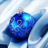 *Blue Decoration...