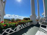 Mackinac Island Grand Hotel Porch by Emily Sannes Mecham