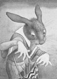 "Alice Rabbit ""Through the Looking Glass"" ""Peter Newel"""
