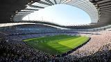 4 Etihad Stadium (Manchester City) 1
