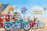 Walt's Motel Cafe