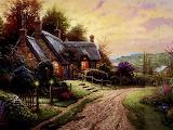 Imaginary house