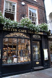 Shop Cafe - York England