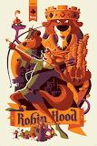 Robin Hood by Tom Whalen