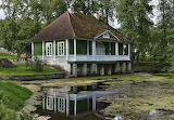 ^ Summer house on the lake