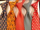 Whimsical ties
